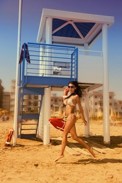 Baywatch Shooting